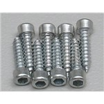 Sheet Metal Screws #2x3/8 (8)