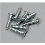 Button Head Sheet Metal Screws 2x3/8 (8)