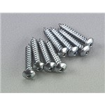 Button Head Sheet Metal Screws 2x1/2 (8)