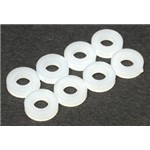 Flat Nylon Washer #4 (8)