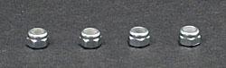 Dubro Nylon Locknut 3mm (4)
