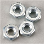 Dubro Hex Nut 2.5mm (4)
