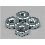 Steel Hex Nut 2-56 (4)