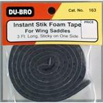 Dubro Foam Tape 3'