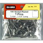 """T-Pins 1-1/2"""" (100)"""