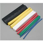 Assorted Heat Shrink Tubing 2 Of Each Size/Pkg