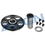 180T M0.6 Autorotation Tail Drive Gear set-Black H60020AA