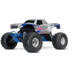Bigfoot The Original Monster Truck, Summit Silver, Rtr W/ Xl5 Es