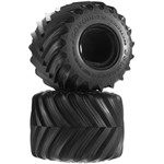 J Concepts Renegades Monster Truck Tire Blue Compound