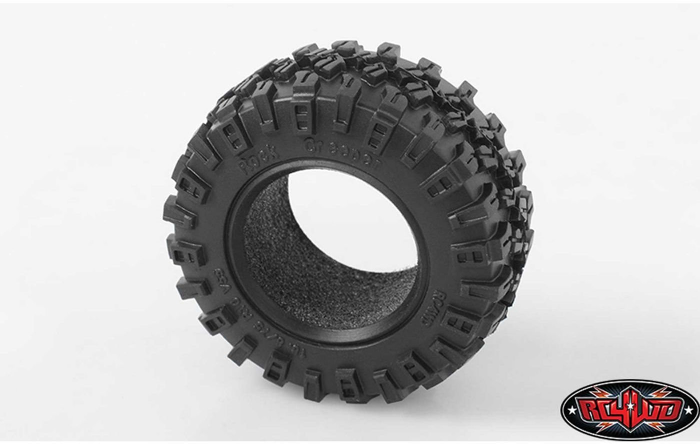 "RC 4WD Rock Creeper 1.0\"" Crawler Tires"