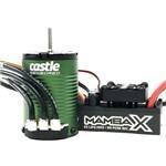 Mamba X SCT Pro Snsrd ESC + 1410-3800KV