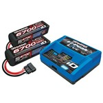 Traxxas Battery & Charger Completer Pack With 2971 Id  Charger And 2X #2