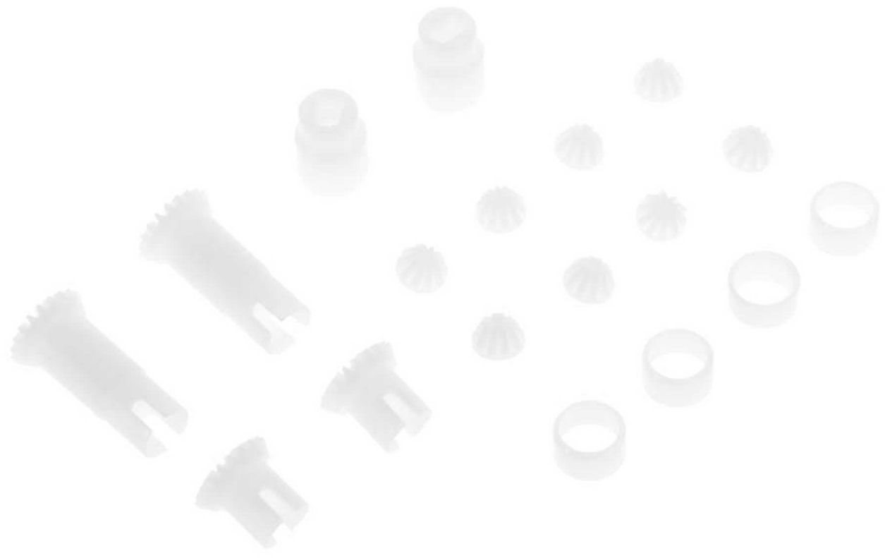 Axial Differential Outputs Set