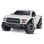 Traxxas 2017 Ford Raptor RTR w/TQ 2.4GHz White