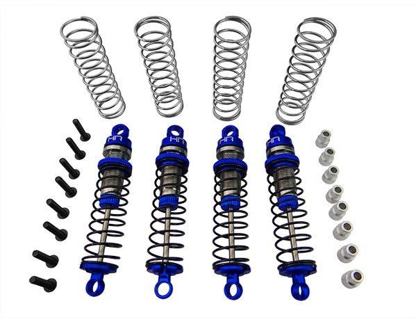 Hot Racing Threaded Aluminum Shocks Full Set, For Traxxas Latrax Rally Teto
