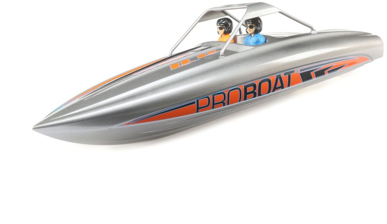 """Pro Boat Hull and Decal: 23\"""" River Jet Boat: RTR"""