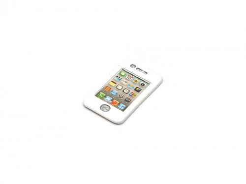 Team Raffee Scale Accessories PHONE A Silver