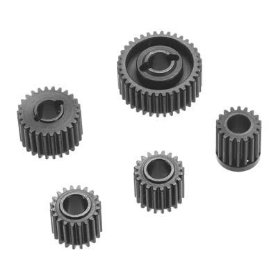 Hot Racing Hardened Steel Gear Set SCX II (5)