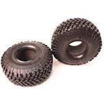"""Growler 1.9"""" Scale Tires, Alien Kompound, W/ Foam Inserts"""