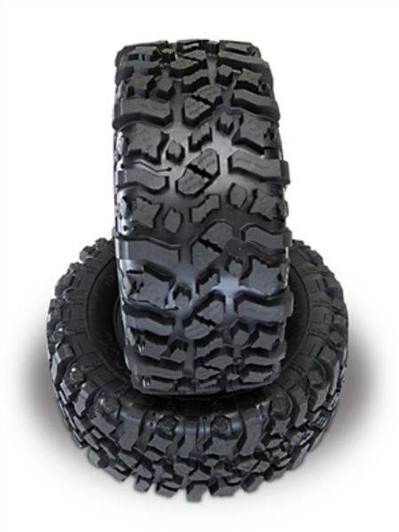 "Pit Bull Pit Bull Tires Rock Beast XL Scale 3.8"" Rock Crawler Tires"