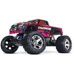 Traxxas Stampede 1/10 RTR Monster Truck (Hawaiian Edition)   w/X