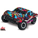 Traxxas Slash 1/10 RTR Short Course Truck (Hawaiian Edition)   w