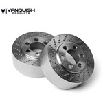 Vanquish Products 2.2 Stainless Brake Disc Weights
