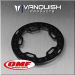 Vanquish Products OMF 2.2 Phase 5 Beadlock Black Anodized