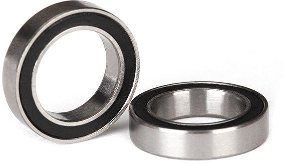 Traxxas Ball Bearing Black Rubber Sealed (12x18x4mm)(2)