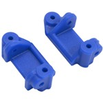 RPM Blue Front Caster Blocks Slash 2WD/Nitro Slash