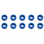 Ballstud Washers 5.5x2.0mm Blue Aluminum