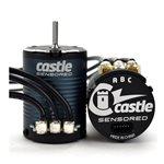 Castle Creations Sensored 1406-1900Kv Four Pole Brushless Motor