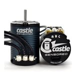 Castle Creations Sensored 1406-2850Kv Four Pole Brushless Motor