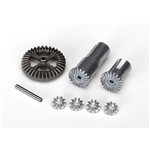 Metal Gear Differential Set For Latrax Vehicles
