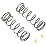 Associated Front Springs V2 Yellow RC8B3.1