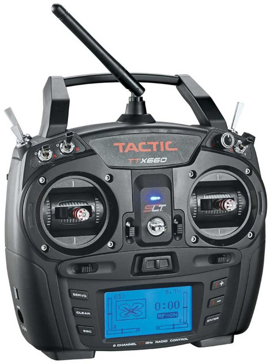 Tactic TTX660 6CH 2.4GHZ Computer TX Only