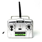 Micro 4-Channel Airplane Tx W/ 200Ma Charger, Mode 2: Ssl