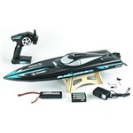 Rage RC Black Marlin Brushless Rtr Boat