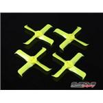 FPV FleekProp 2036-4 Propellers (2CW - 2CCW) - Yellow