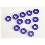 Traxxas Blue Silicone O-Rings (12
