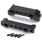 Traxxas Bumper Mounts, Front & Re