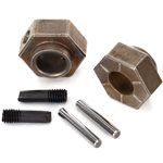 Traxxas Wheel Hubs, 12Mm Hex (2)/