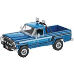 1/25 1980 Jeep Honcho Ice Patrol