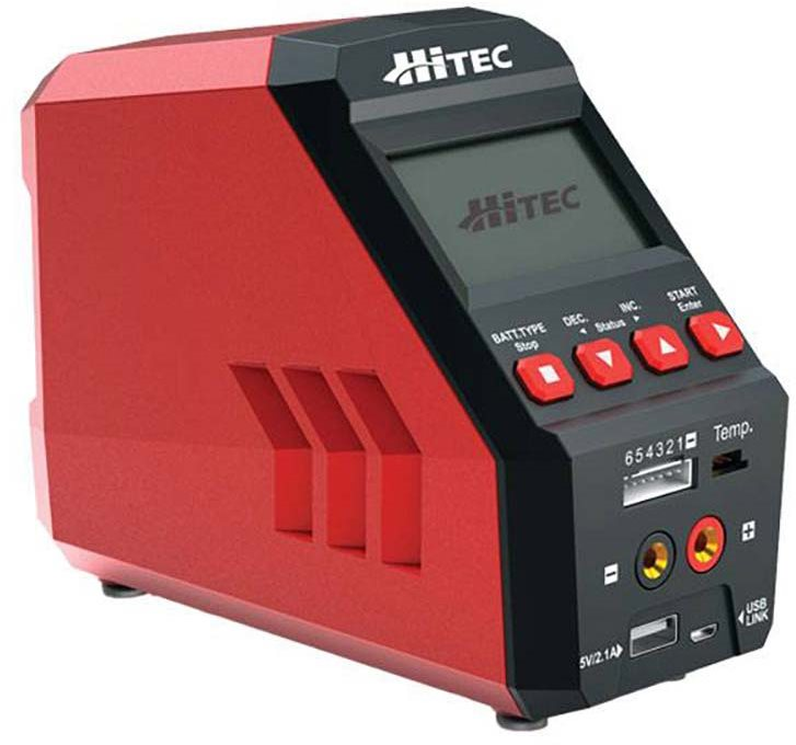 Hitec RDX1 Pro Single Channel 100W Charger