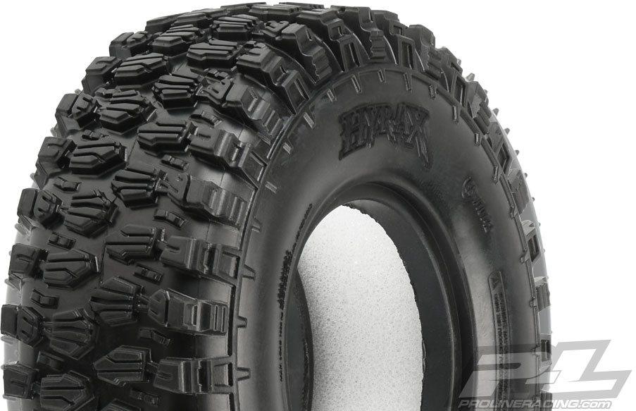 """Proline Class 1 Hyrax 1.9\"""" G8 Rock Terrain Truck Tires"""