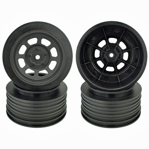 DE Racing Speedway SC Wheels SC10 SC5M +3mm Offset (4)