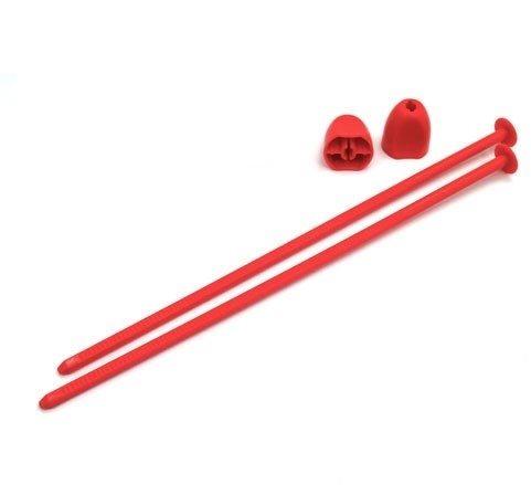 DE Racing Zip Stix Red (4)