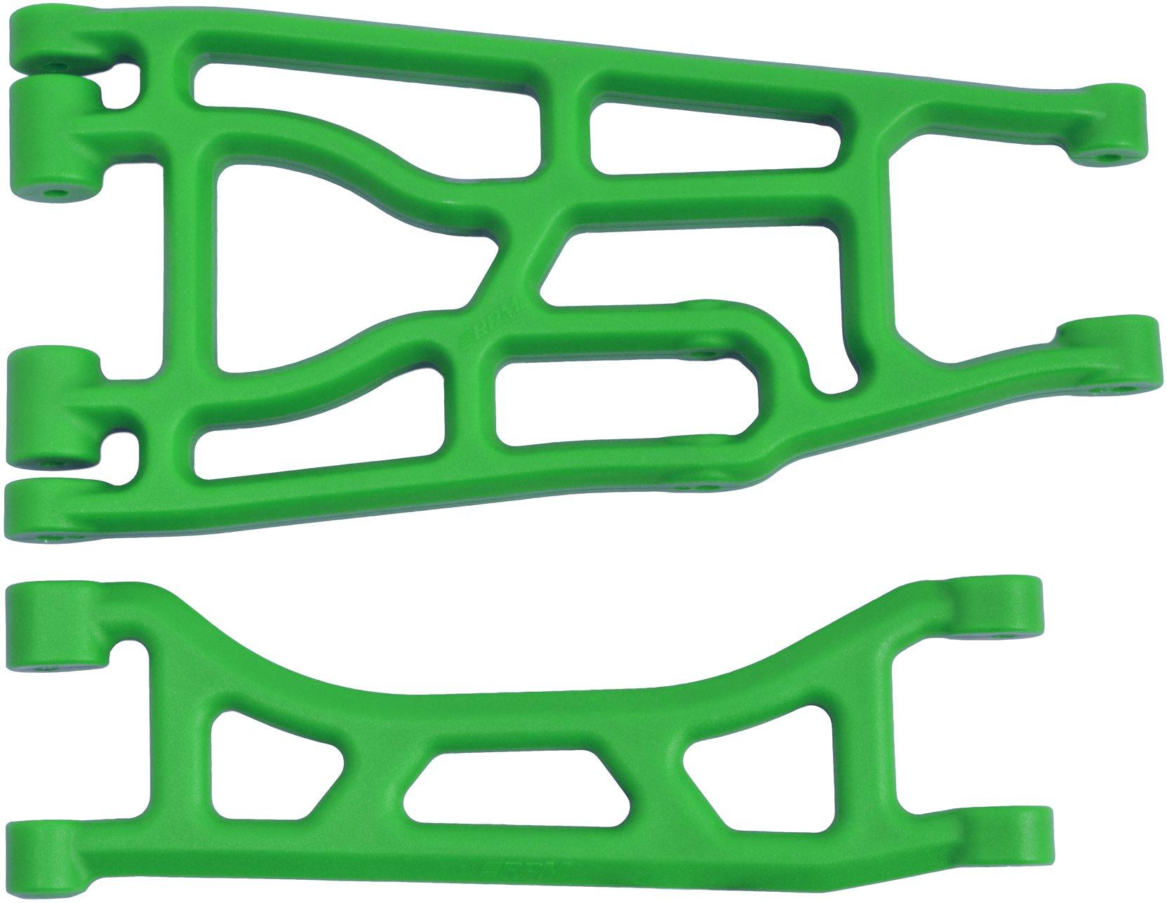 RPM Traxxas X-Maxx A-Arm, Upper & Lower, Green