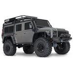 TRX-4 Crawler W/ Xl5 Hv - Silver