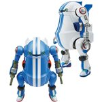 1/35 Mechatrowego No.8 Sport White/Blue (2 kits)